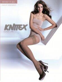 Pończochy Nicole Knittex
