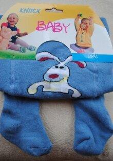 Rajstopki dziecięce Baby 6 Knittex