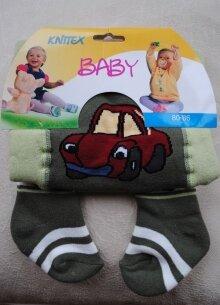 Rajstopki dziecięce Baby wz.7 Knittex